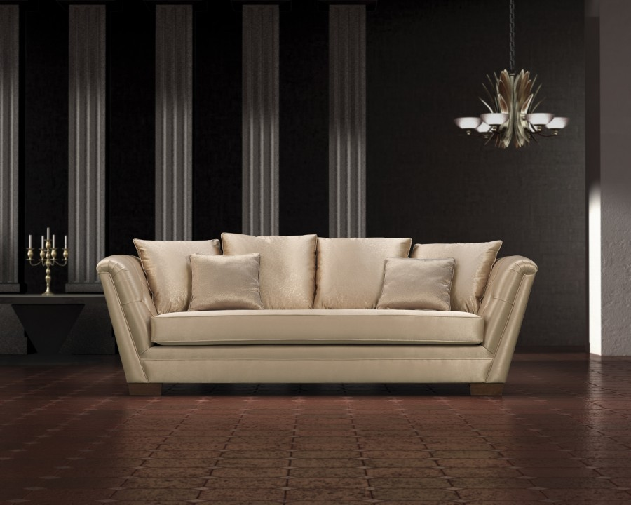 Sof s y sillones clasicos for Sofas tapizados clasicos