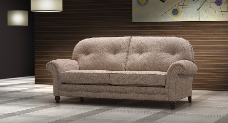 Sof s y sillones clasicos for Sillones clasicos tapizados