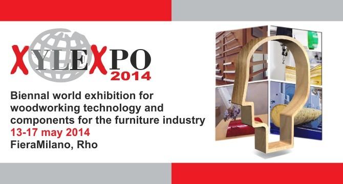 Feria del Mueble Xilexpo 2014 en Milán