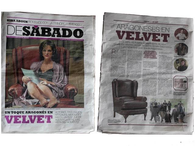 Daniel Bolea en Prensa