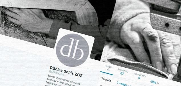 Daniel Bolea en las Redes Sociales